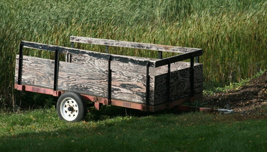 Farm trailers are exempt from federal regulations in Alabama.