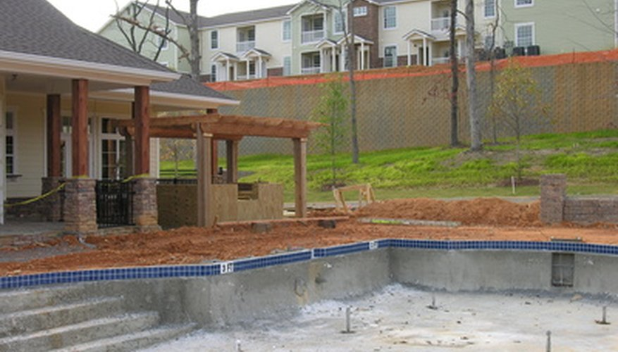 Starting a pool construction business can be challenging, yet lucrative.