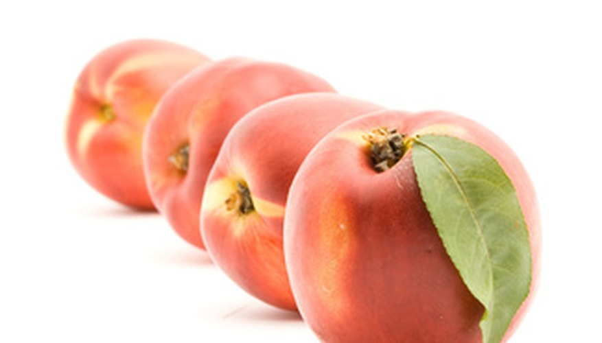 There are several different types of peaches available to grow.