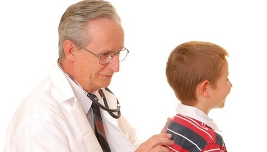 A medical check-up before your child begins an exercise program is advised.