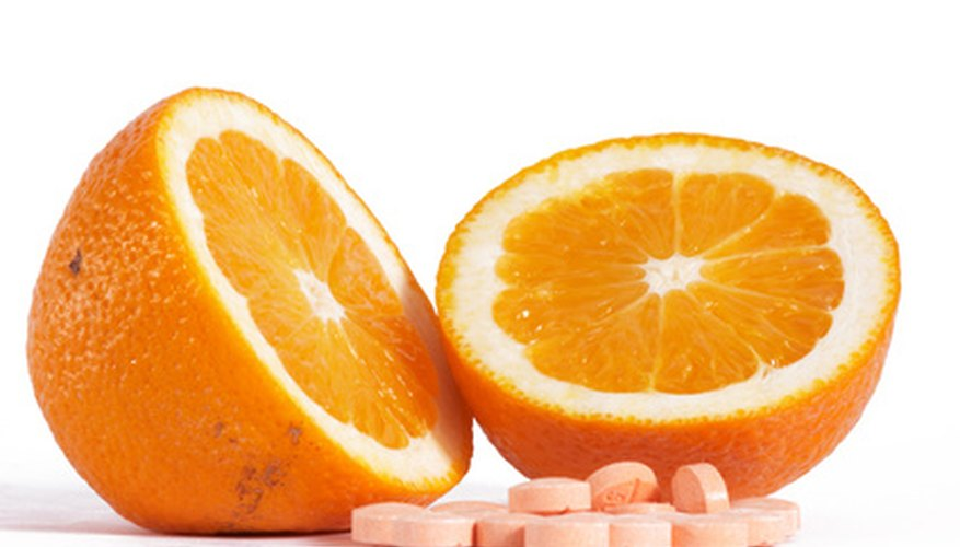 Vitamin C is essential for plant growth.