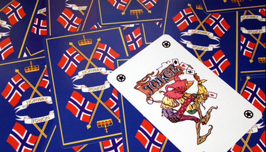 Whist is a popular card game in Britian.