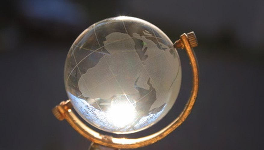 Los estándares globales de contabilidad facilitan el comercio internacional.