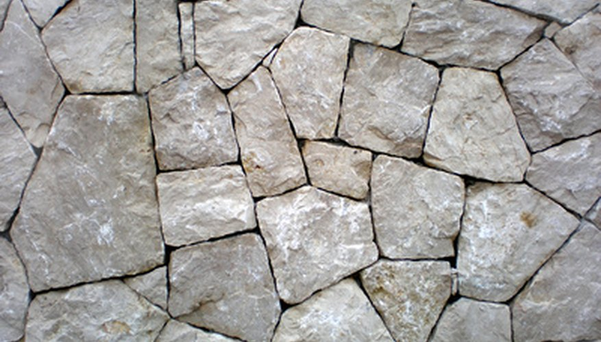 Masonry is an ideal material for soda blasting.