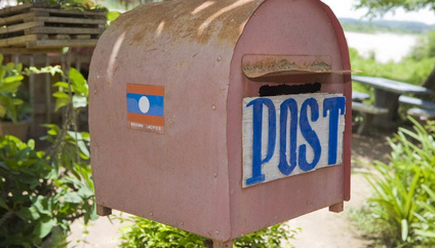 The USPS says First-Class Mail is the least expensive and most accessible of its services.