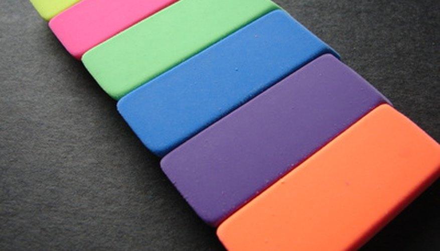 An eraser is an insulator.