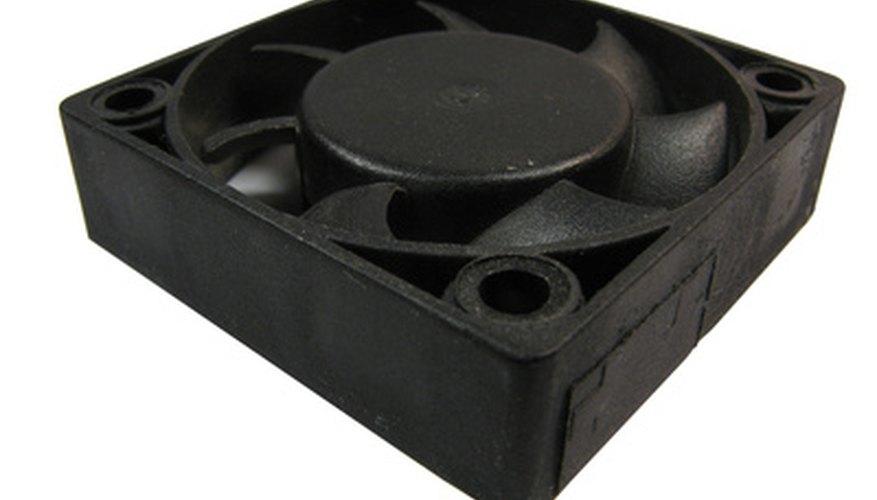 El ventilador de un automóvil debe estar conectado a través de un relé.