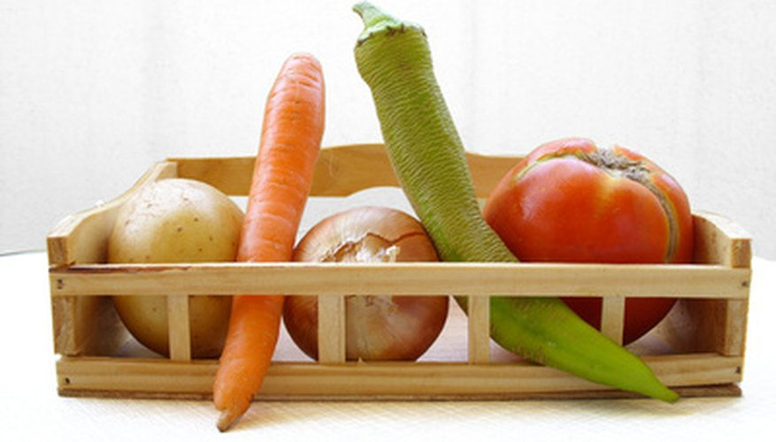 Grow vegetables indoors all year.