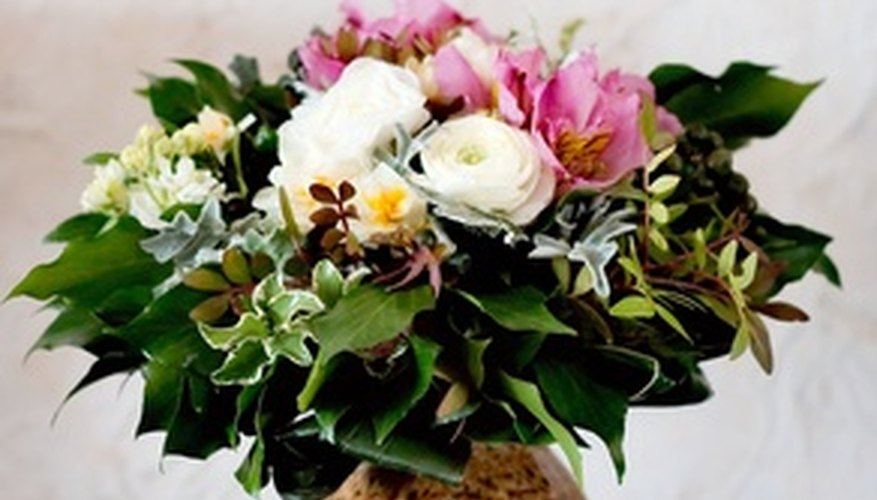 The sale of cut flowers is a major worldwide industry.