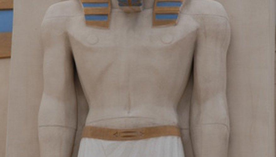 Vestirse como egipcio es un disfraz sencillo.