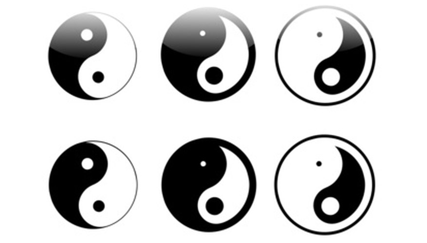 How To Draw The Chinese Symbols For Yin Yang Our Pastimes