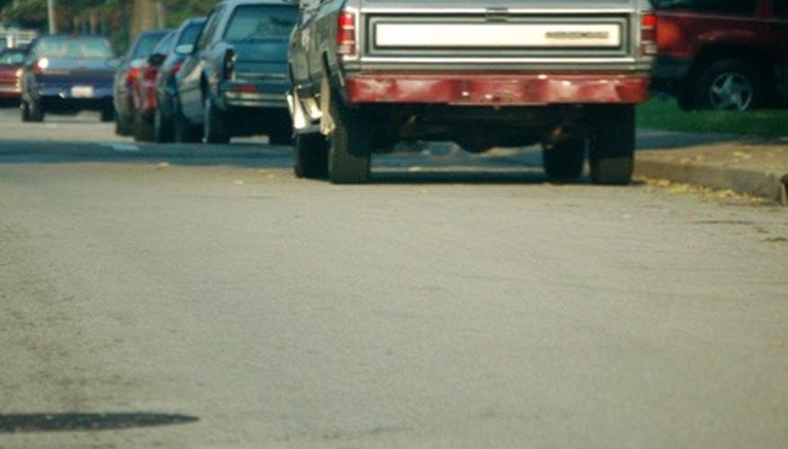 Las 183 pulgadas de largo (4,6 m) del Nissan Rouge, lo hacen ideal para estacionarse paralelamente.