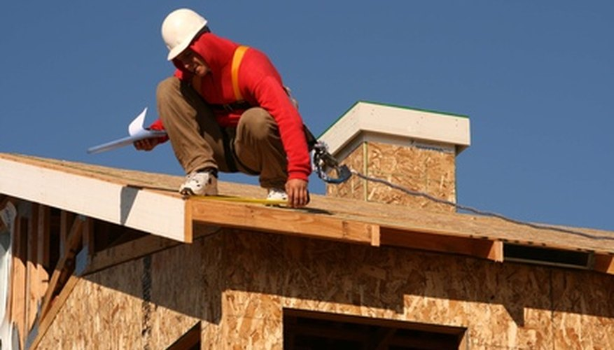 You can calculate the total fall distance a worker might experience before safety equipment kicks in.