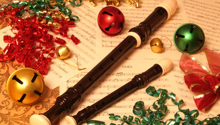 Not just for holiday fun, the recorder is a revered instrument.