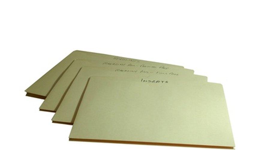 Un buen archivador lateral puede ayudar a mantener los archivos en orden y fáciles de localizar.