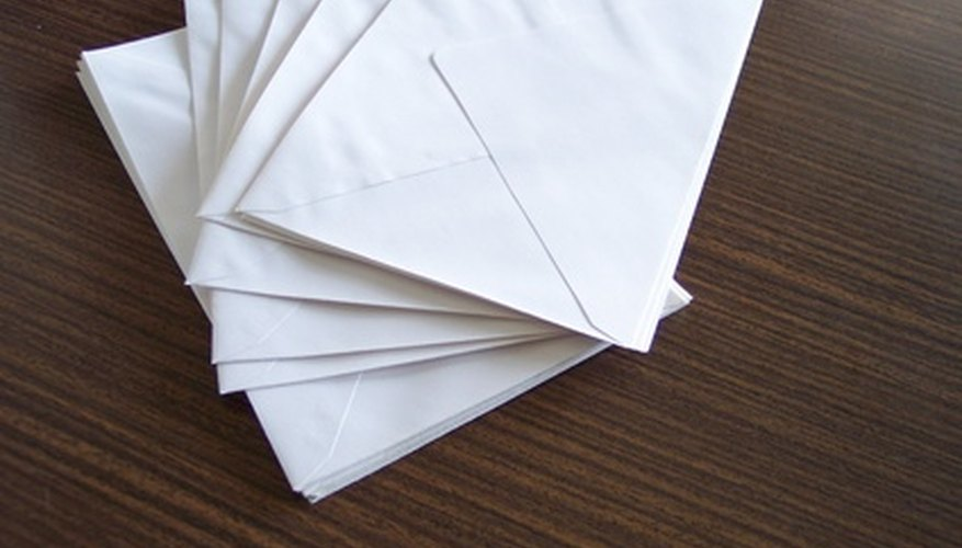 how to create bulk mailing permit stamps bizfluent