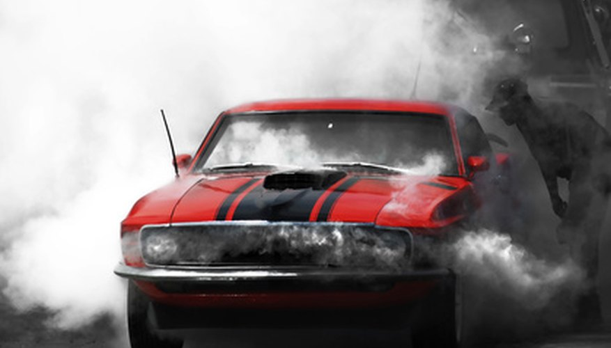 El tiempo de encendido adecuado puede ayudar a tu Mustang a estar la altura de su potencial quemado de neumáticos