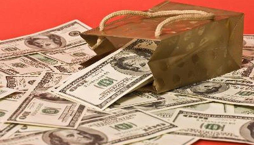 Una declaración de flujos de efectivo muestra el progreso del efectivo en un negocio.