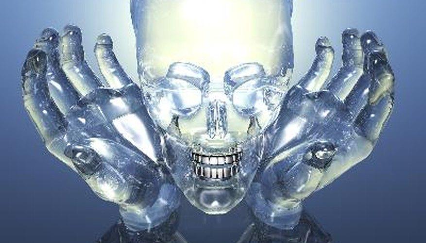 El vidrio puede adoptar múltiples formas.