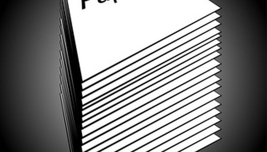 Organiza tus documentos y tira el desorden.