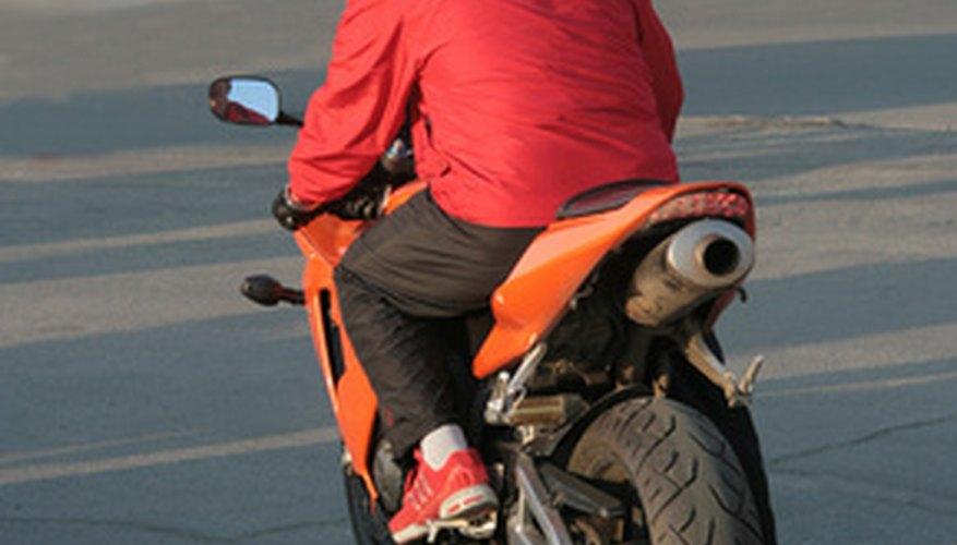 La moto deportiva Honda CBR600RR fue introducida en 2003.