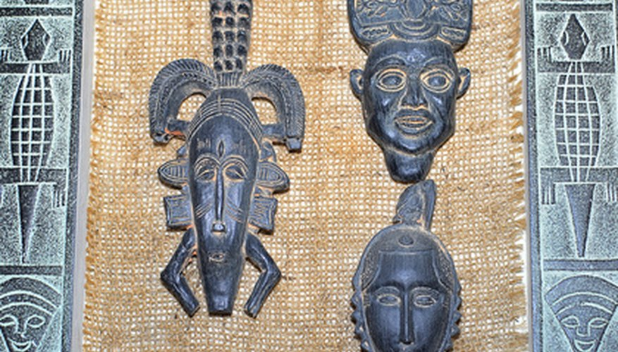 Traditional art forms of masks are found in many cultures.