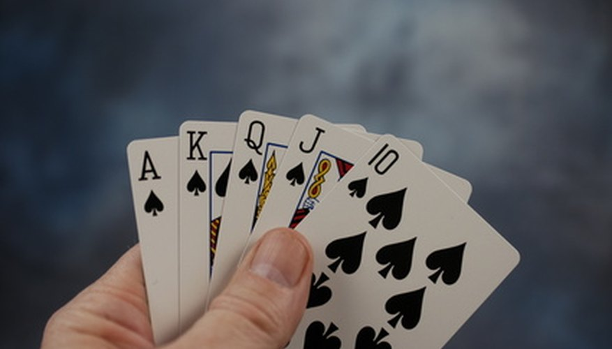 Spades are considered the highest-valued cards.