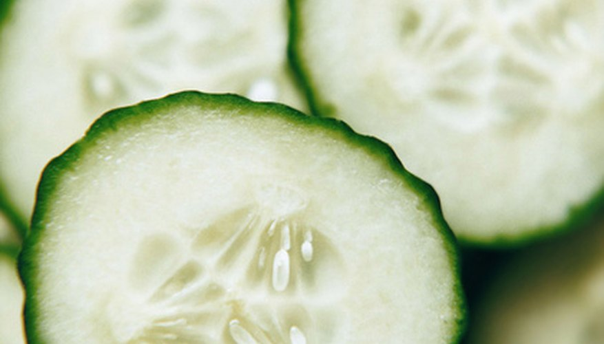 Cucumber seed can be saved for nearly a decade.