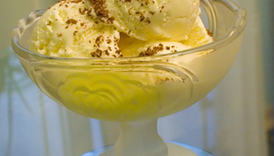 Make homemade ice cream with the Sterling Ice Cream Freezer.