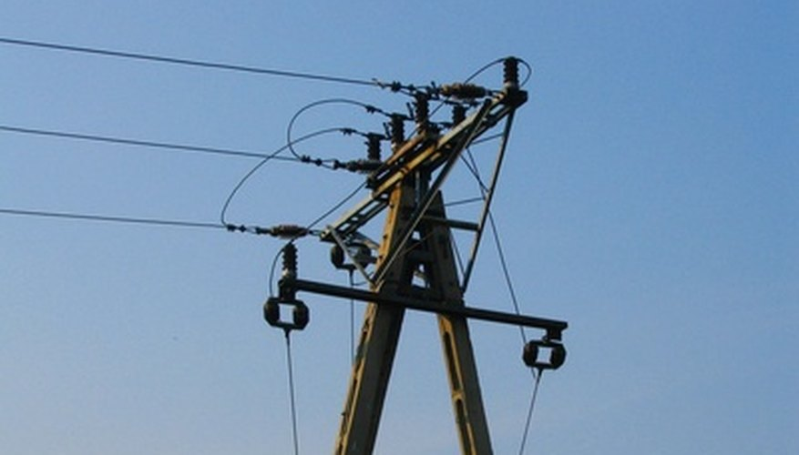 There are many kinds of energy hazards such as electricity.