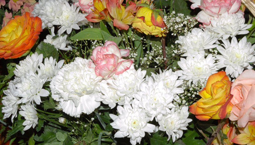 Common Flowers In Bouquets | Credainatcon.com