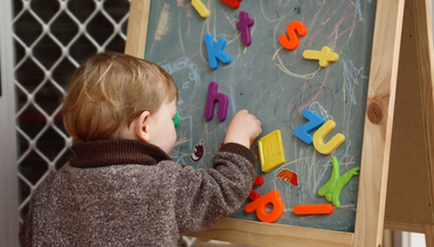 Good early childhood education programs teach age-appropriate skills.