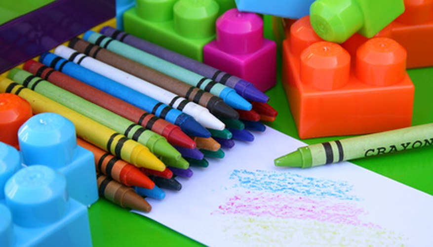 Improve fine motor skills through art and play.