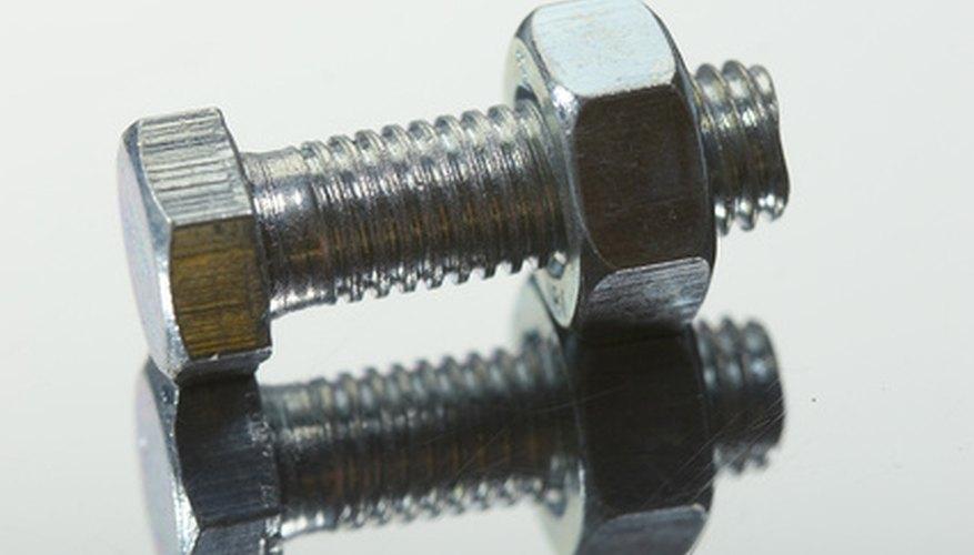 Un perno grado 8 es un excelente refuerzo mecánico.