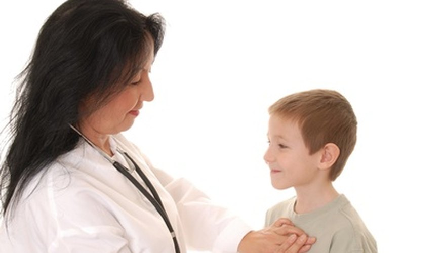 Pediatric nurses are specialists in dealing with children.