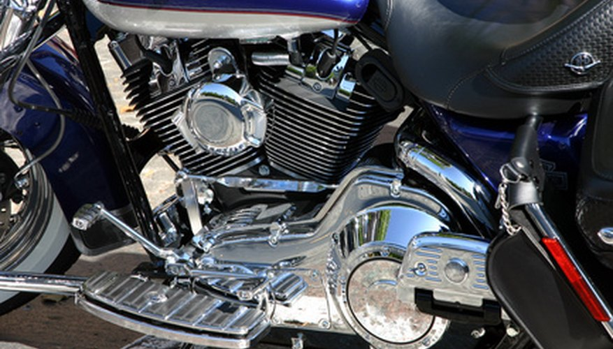 Hay varios tipos de motores de motocicleta.