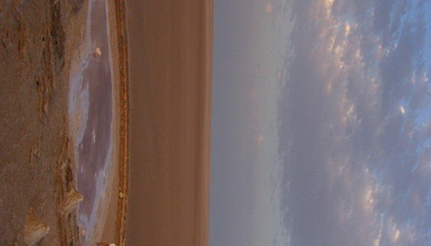 Salina (estanque de separación de sal)-