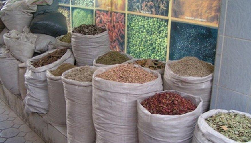 Las hierbas son una de las materias primas más altamente comercializadas en los mercados de suplementos mundiales.