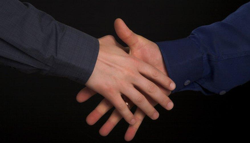 Defining a successful partnership.