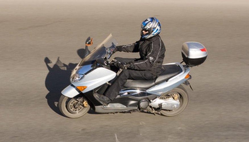 Modificando los Scooters puedes conducir a velocidades más altas, incluyendo la velocidad de carretera.