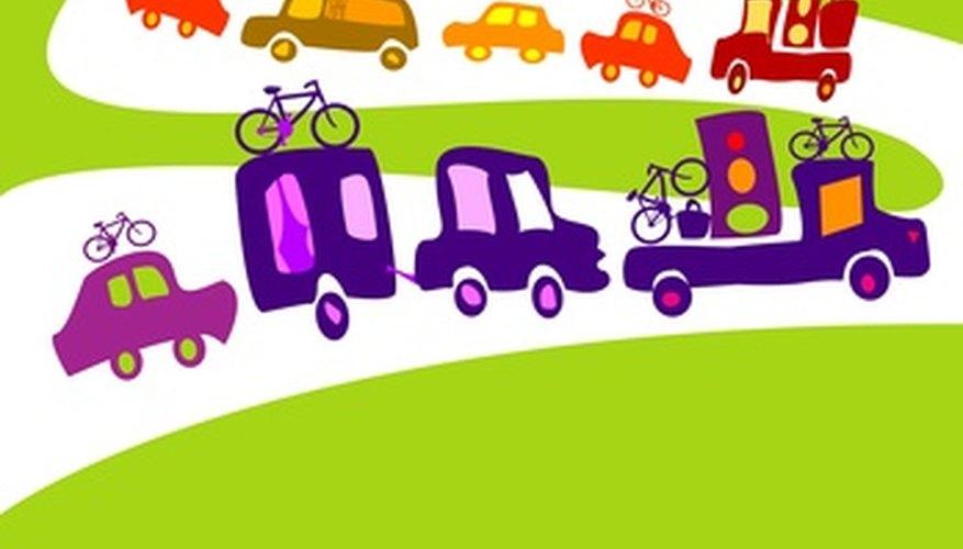 cars caravan