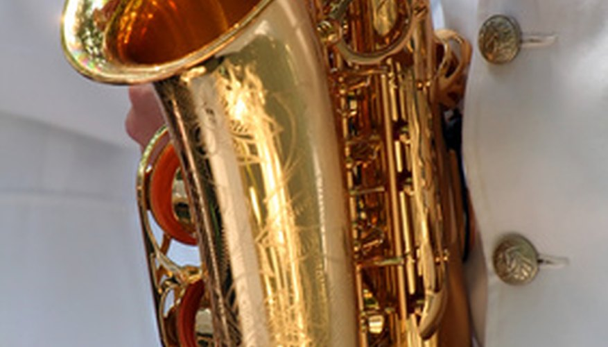 Find your Buescher saxophone manufacturing date.