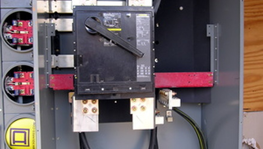 Automatic transfer switches ensure that power is always available.