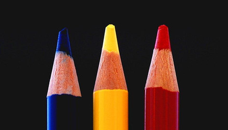 Experimenta con el círculo cromático para las actividades de teoría del color para los alumnos.
