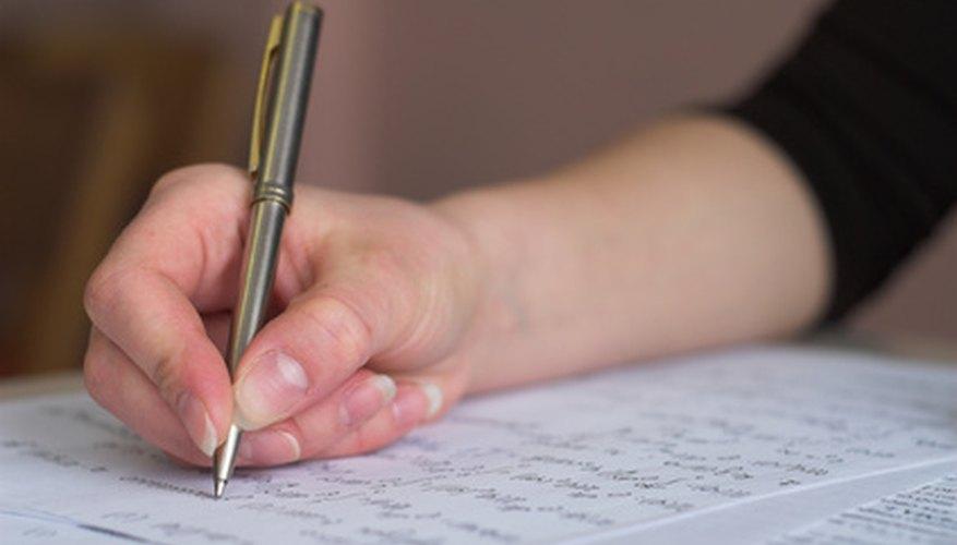 Es una buena idea utilizar varios métodos al poner a prueba a aspirantes a contabilidad.
