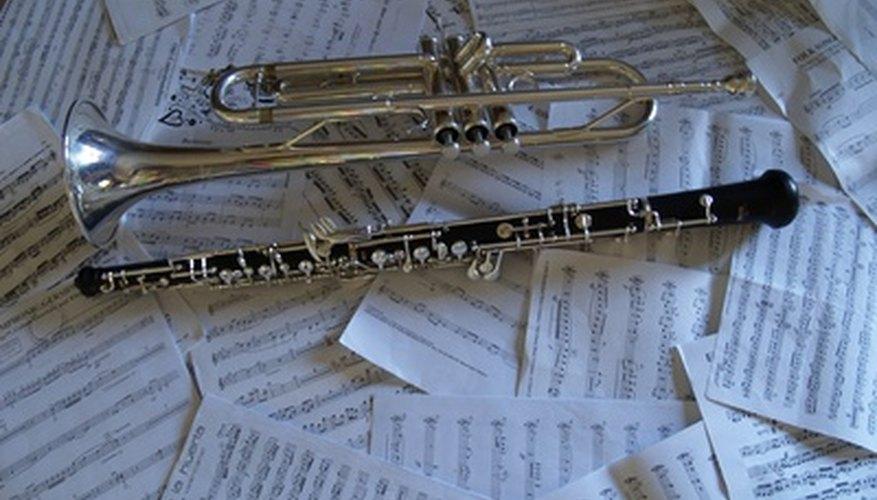 Los instrumentos de viento en una orquesta tienen una función específica.