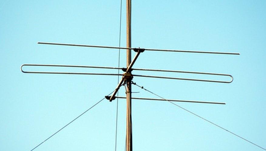Incrementando la efectividad de las antenas FM.