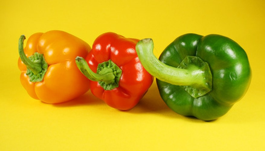 Big Bertha and other bell pepper cultivars produce well in Zone 9.