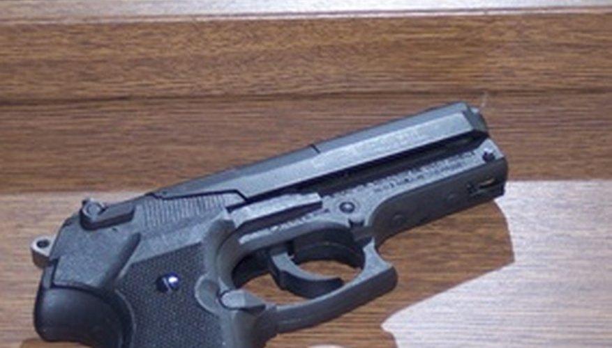 Glock hace una variedad de pistolas con armazones fiables y duraderos de polímero.