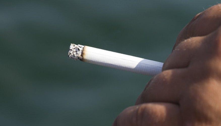 Los cigarrillos electrónicos son una alternativa a los productos de tabaco.